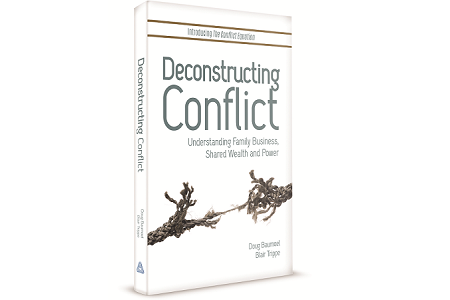 Books by Continuity: 'Deconstructing Conflict: Understanding Family Business, Shared Wealth and Power